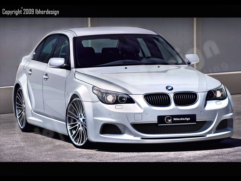 bodykit breitbau bmw e60 limousine kajet ebay. Black Bedroom Furniture Sets. Home Design Ideas