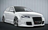 Wide-Bodykit Audi A3 8P XTR