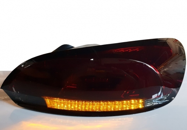 Litec Led Rückleuchten VW Scirocco 3 08-14 red/smoke rot/rauch