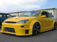 Wide-Bodykit Ford Focus MK1 RCL