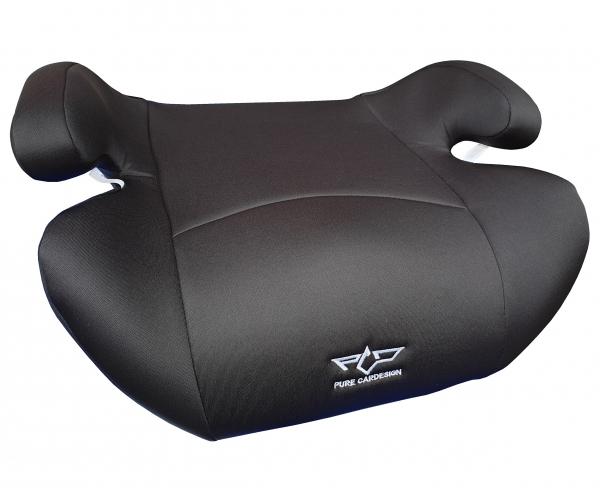 Kindersitzerhöhung Kindersitz schwarz 15-36kg Sitzerhöhung ECE-44/04 Zulassung