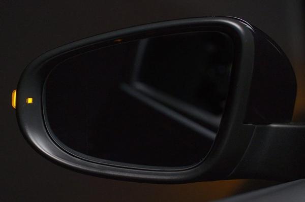 OSRAM Dynamischer LED Spiegelblinker VW Golf 6 08-12 Laufblinker Black-Edition