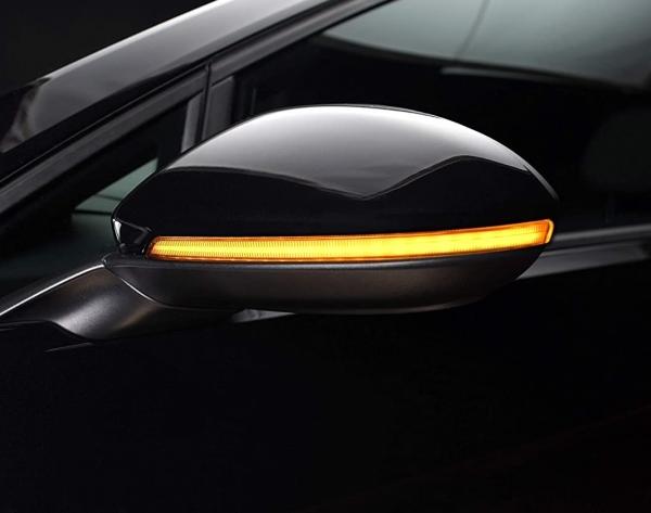 OSRAM Dynamischer LED Spiegelblinker VW Passat 3C B8 2014- Laufblinker WHITE-EDITION