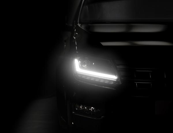 OSRAM LEDriving Voll-LED Scheinwerfer VW Amarok ab 2010+ Laufblinker
