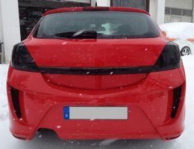 carDNA LED Rückleuchten Opel Astra H GTC 5-Türer black schwarz