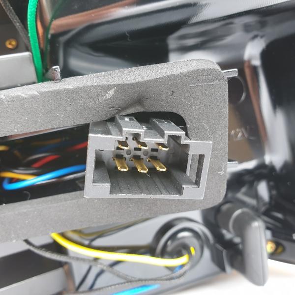 LED Rückleuchten Skoda Octavia 3 III 5E Kombi 12-17 schwarz LAUFBLINKER für orig. Halogen