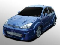 Wide-Bodykit Ford Focus MK1 Zion 5-türig