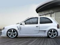 Wide-Bodykit Breitbau Opel Corsa B OPTIMA
