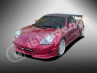 wide bodykit toyota mr2 w3 sniper. Black Bedroom Furniture Sets. Home Design Ideas