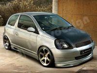 Frontansatz Toyota Yaris Sportive