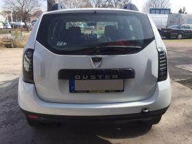 LED Rückleuchten Dacia Duster 09+ schwarz DYNAMISCHER BLINKER
