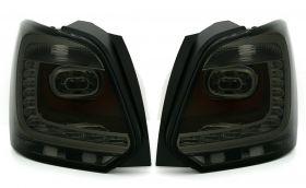 LED Rückleuchten VW Polo 6R 09-14 smoke rauchgrau