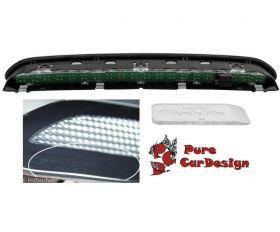 LED Bremsleuchte VW Golf 5, Passat 3C B6 + B7, Golf Plus schwarz