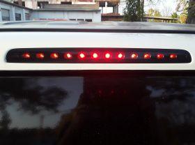 LED Bremsleuchte VW T5 Bus 03-15 schwarz Klarglas