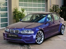 Wide-Bodykit BMW E46 Limousine Cosmic