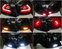 carDNA LED Rückleuchten Opel Astra H GTC 3-Türer black schwarz