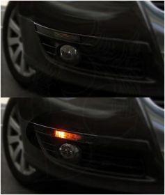 Frontblinker VW Passat 3C B6 05-10 schwarz Rauchglas