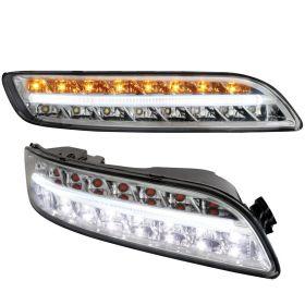 LED Frontblinker Standlicht NSW PORSCHE 911 997 04-08