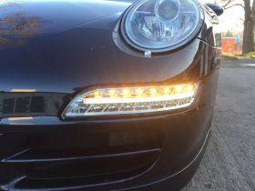 LED TAGFAHRLICHT inkl. Modul + Anleitung PORSCHE 911 997 04-08