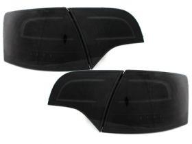 LED Rückleuchten Audi A4 Avant Kombi B7 04-08 schwarz black