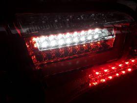 LED Rückleuchten Audi A6 4F Avant 04-11 rot Klarglas LAUFBLINKER
