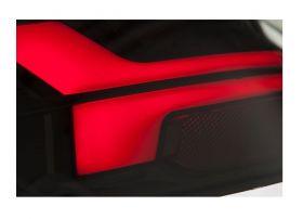 LED Rückleuchten Audi A6 4F Avant 04-11 rot-schwarz LAUFBLINKER