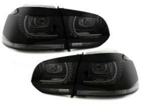 LED Rückleuchten VW Golf VI 6 08-12 smoke GTI / R-Look rauch Dep