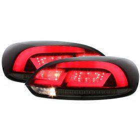 LITEC LED Rückleuchten VW SCIROCCO III 08+ red/smoke rot/rauch