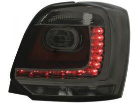LED Rückleuchten VW Polo 6R 09-14 smoke rauch EE