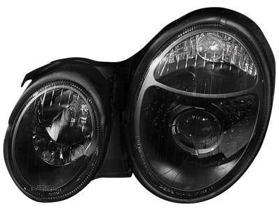 Scheinwerfer Mercedes Benz W208 CLK 06.97-06.02 XENON black
