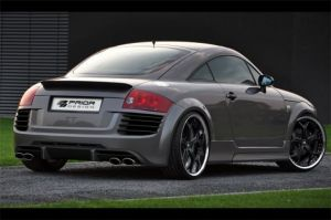 bodykit audi tt 8n prior. Black Bedroom Furniture Sets. Home Design Ideas
