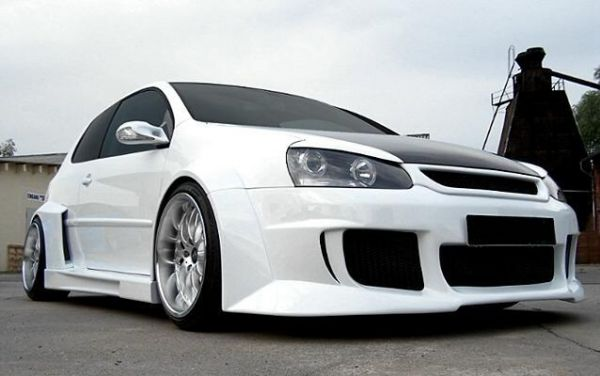 wide bodykit vw golf 5 streetfighter2. Black Bedroom Furniture Sets. Home Design Ideas