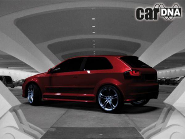 Cardna Led R 252 Ckleuchten Audi A3 8p 3 T 252 Rer Dynamischer Blinker