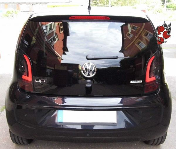 LED Rückleuchten VW UP, Citigo 2011-2015 schwarz