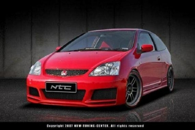 Bodykit Honda Civic ab 2001 Exclusive