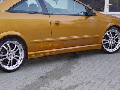 Seitenschweller Opel Astra G Coupe Neo