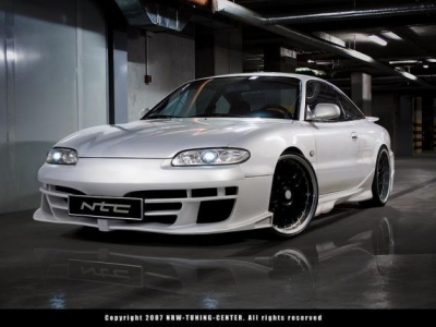 Bodykit Mazda MX6 Speedline