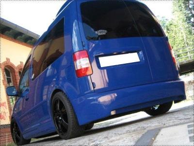 Heckschürze VW Caddy Life Sportline