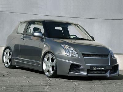 Frontschürze Suzuki Swift MZ Karang