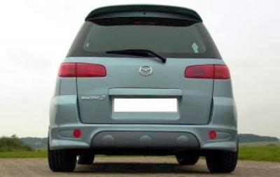 Heckansatz Mazda 2 RSX