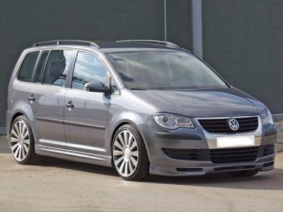 Frontansatz VW Touran Sportive ab Facelift inkl. Gitter