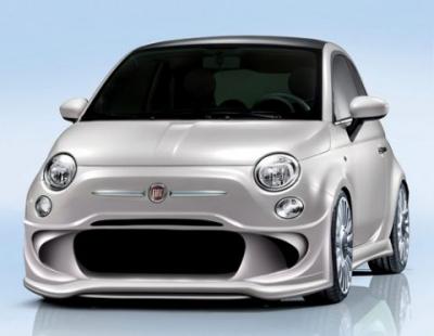 Bodykit Fiat 500 Edition 1
