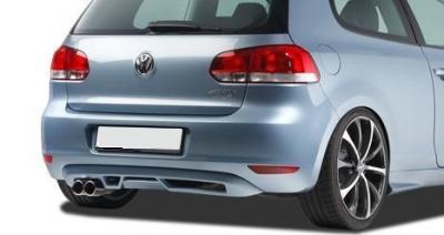 Heckansatz VW Golf 6 Turbo