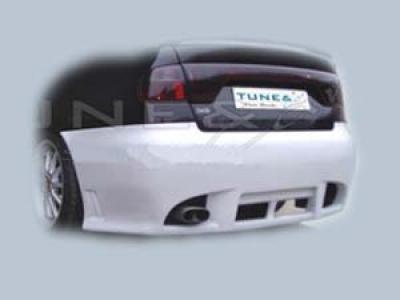 Heckschürze Seat Toledo 1M New Edition