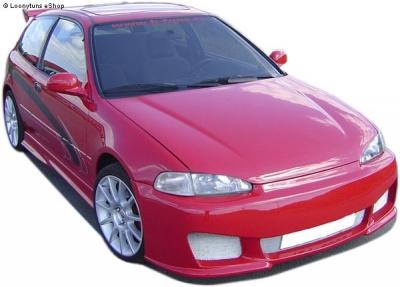 Frontschürze Honda Civic 92-95 Edition V3