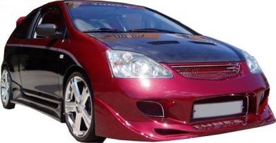 Frontschürze Honda Civic 01- 2 Fast