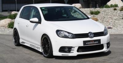 Frontschürze VW Golf VI Phönix mit SRA / ohne NSW