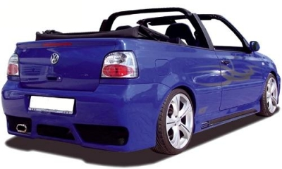 Heckschürze VW Golf 4 Cabrio RS