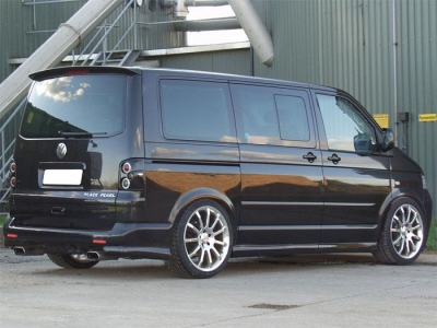 Seitenschweller VW T5 IN-Edition links/rechts 3000mm