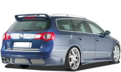 Heckansatz VW Passat 3C Turbo